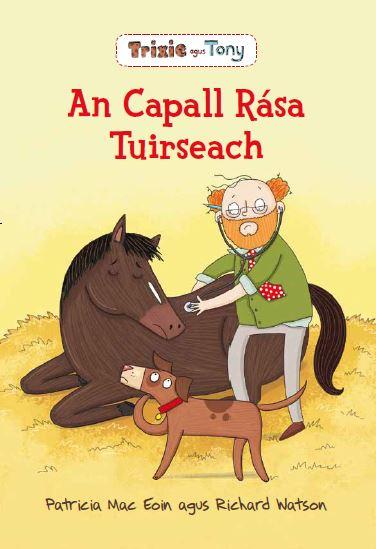 An Capall Rása Tuirseach